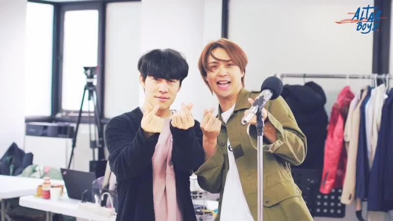 [MUSICAL] DongWoon in ALTAR BOYZ 2019