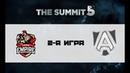 Empire vs Alliance 2 bo3 The Summit 5, 27.05.16