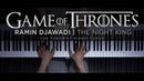 Ramin Djawadi - The Night King (Game of Thrones) | The Theorist Piano Cover