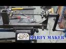 Macchina per torcere il ferro Fai Da Te Homemade Iron twist machine
