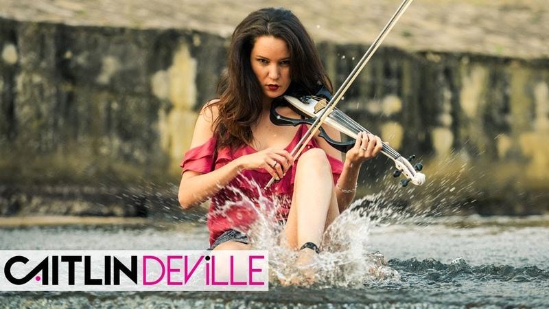 Bottle of Loneliness (El Mukuka ft. Kayla Jacobs) - Electric Violin Cover   Caitlin De Ville