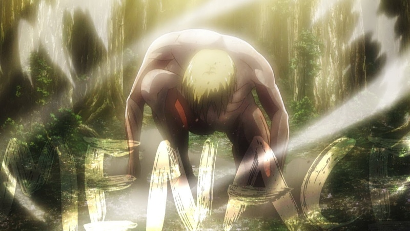Attack On Titan Young And Menace