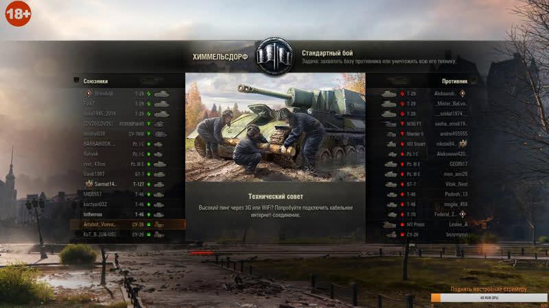 World of Tanks Арта мучительный путь к победе