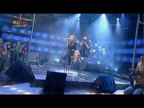 Kika Live Beste Stimme 2009 - Lea Sofia Ria mit Engel von Ben