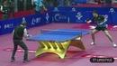 Dimitrij Ovtcharov Ceremony 2018 Hainan Grandmaster Grand Prix 奥恰洛夫 开球仪式 海南乾坤2018年国际乒乓球大师擂台大