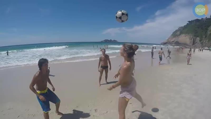 Собаки-волейболисты часть 2 (Dog-volleyball players part 2)