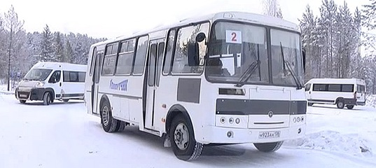 В Усть-Илимске хотят изменить автобусный маршрут №2