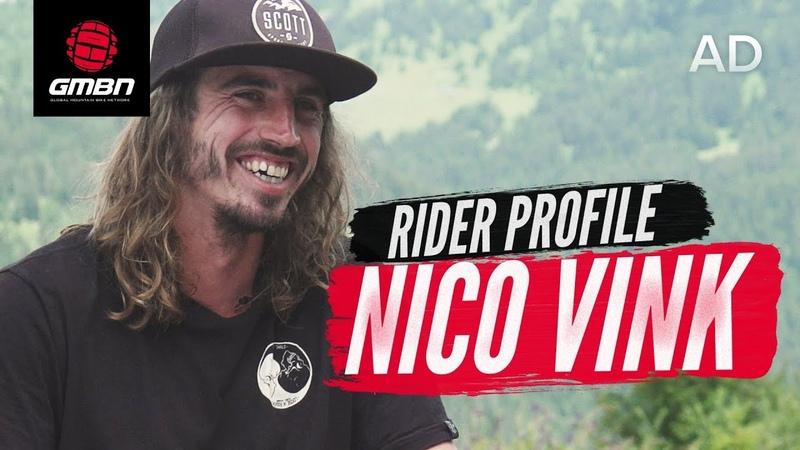 Rider Profile | Freeride Mountain Bike Legend Nico Vink