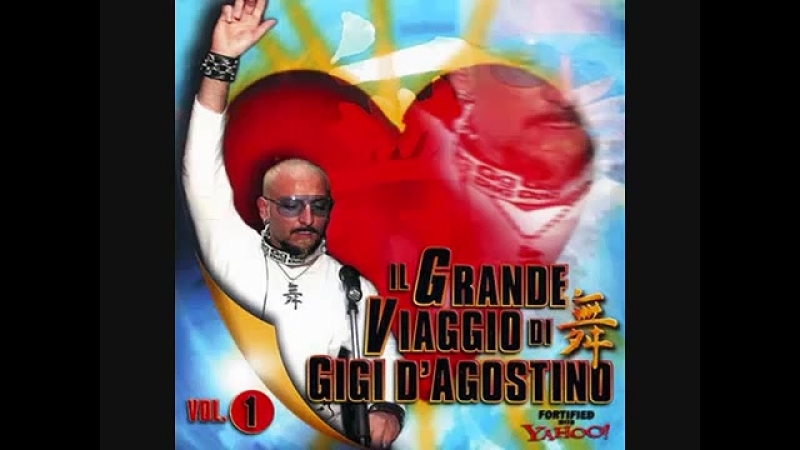 D.J. GiGi D AGOSTINO ~ IL GRANDE Oi VIAGGIO VOL.1 ( MADE IN ITALY-2001 Mixed By Djs Various Artists Megamix )