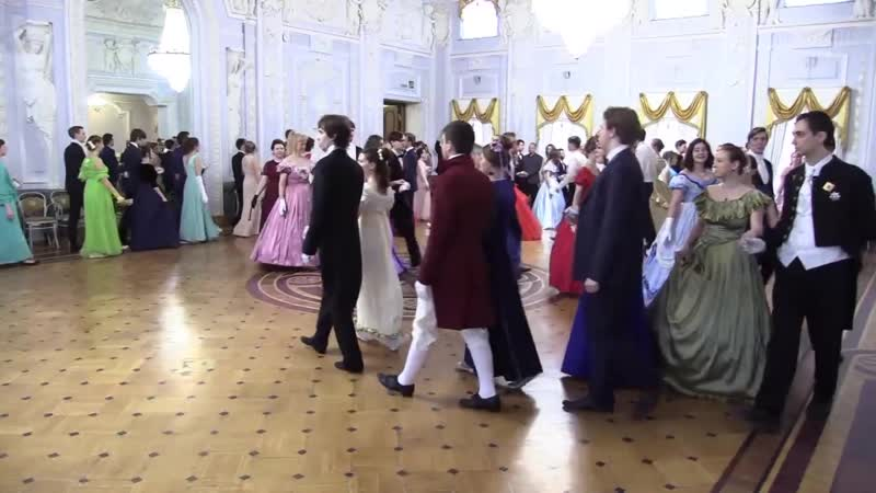 Видеосюжет телеканала Образ о Сретенском молодёжном бале-фестивале Нижегородской епархии