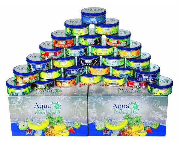 Aqua Mentha – новый премиум табак от компании Adalya