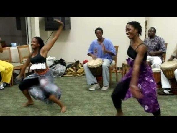 Tutu Ola - Kuku (Brazil University Delegation Performance)