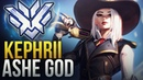 Kephrii - THE ASHE GOD FROM NA - Overwatch Montage