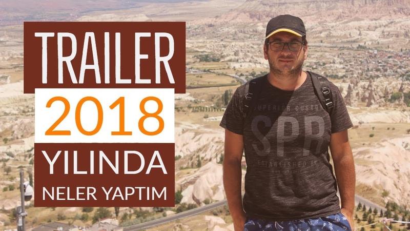 2018 Yılı Böyle Geçti - Balık Avı ve Kamp Blogu - Official Trailer 2018