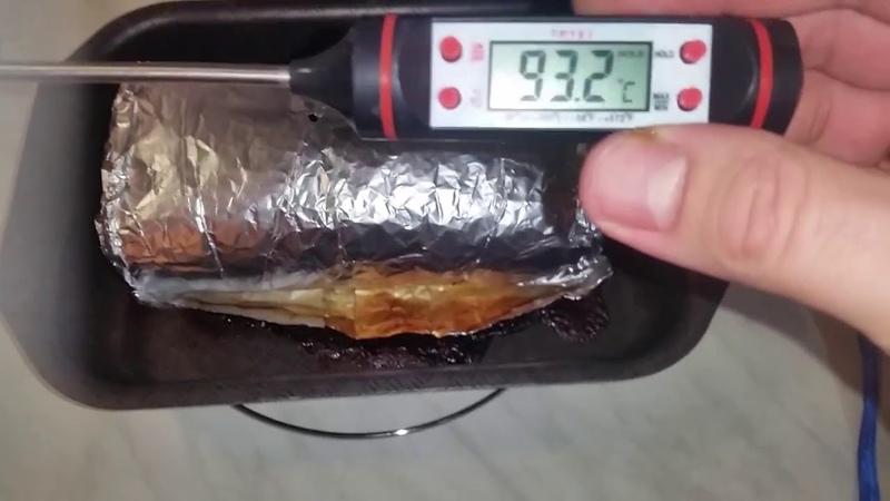 Кулинарный термометр для мяса часть 2
