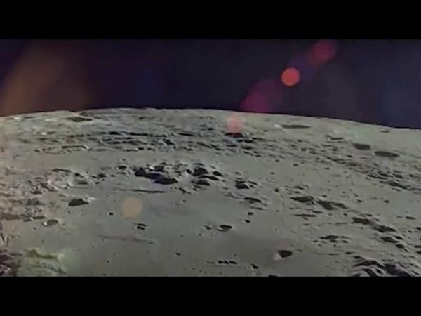 Видео настоящей Луны с Китайского спутника » Freewka.com - Смотреть онлайн в хорощем качестве