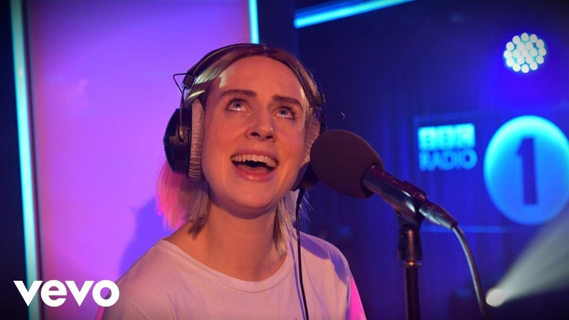 Snakehips MØ Redbone Childish Gambino cover in the Live Lounge