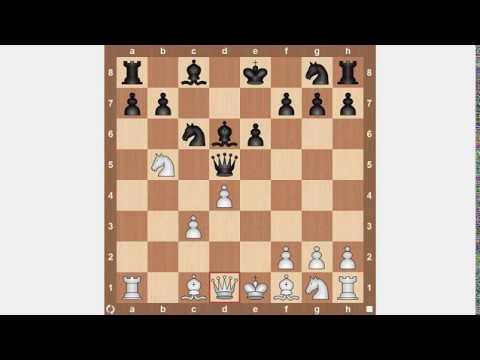 Обучение шахматам. Самый опасный гамбит. Сицилианская защита. » Freewka.com - Смотреть онлайн в хорощем качестве