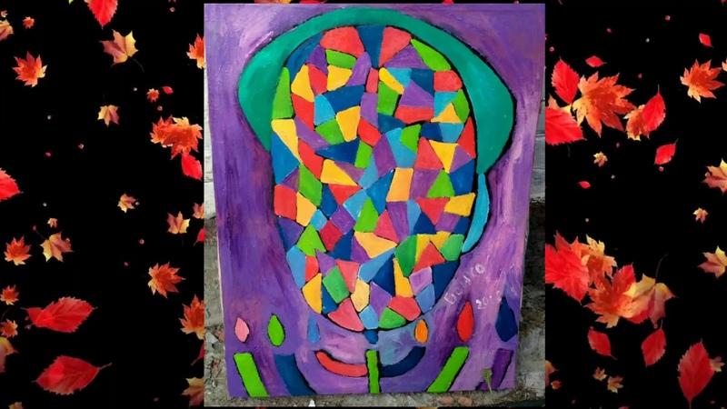 Осінні барви Петра Бойка. Вірші до картин, виконання і відео Світлана Коробова