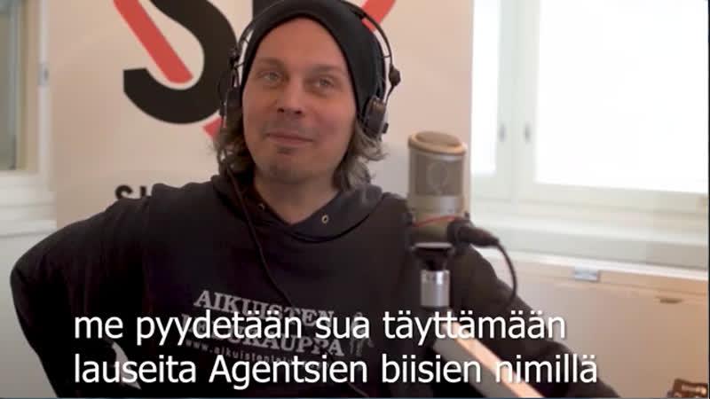Ville Valo SuomiRock 15.02.2019