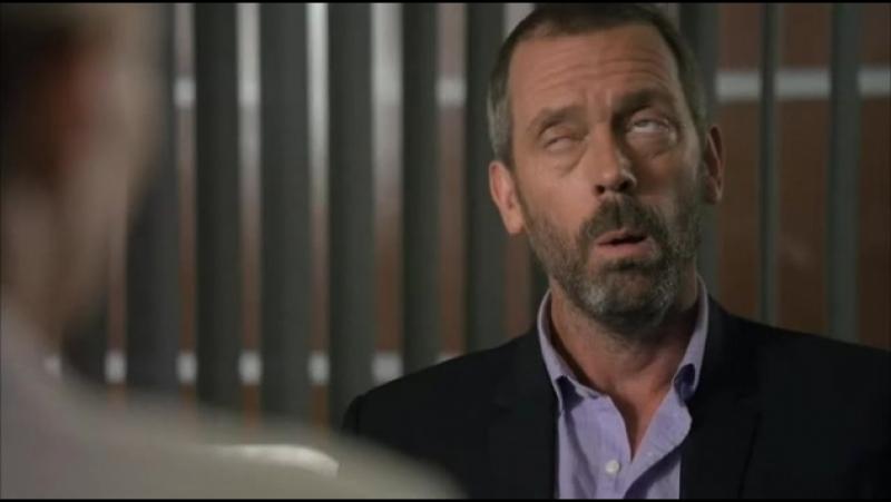 Пантомима Хью Лори Отрывок Доктор Хаус смешное видео хорошее настроение юмор медицина болезнь врачи клиника ремиссия