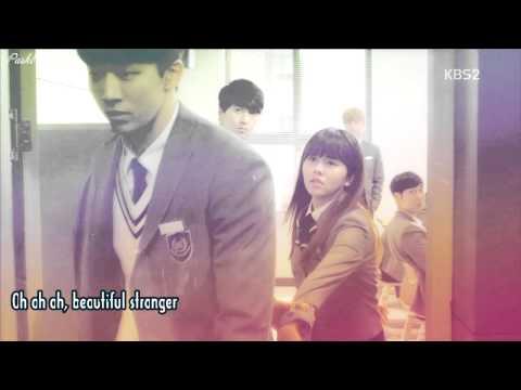 Han Yi Ahn Lee Eun Bi - Beautiful Stranger [Vietsub - Engsub]