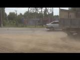 ДТП на Восточке (12:00) Ауди и газель