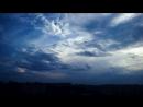 Плывут по небу облака Сосногорск 27 июля 2018