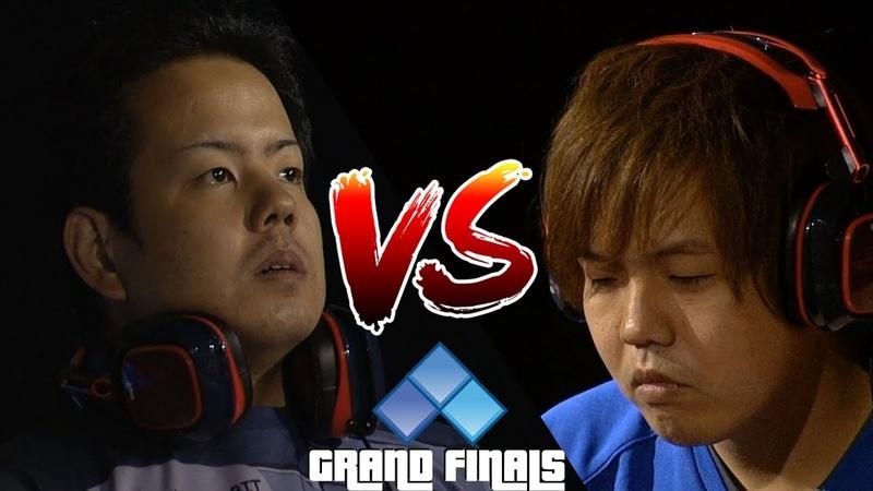 Omito vs. Machabo - GGXrd REV 2 Grand Finals [EVO 2018] | Guilty Gear