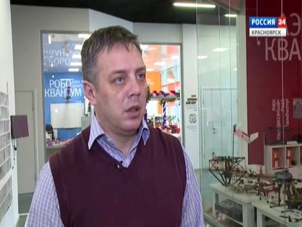 Вести.Интервью: директор технопарка Кванториум Сергей Кениг