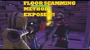 FLOOR SCAMMING METHOD EXPOSED! Scammer Gets Scammed (Fortnite Battle Royale Funny Moments)