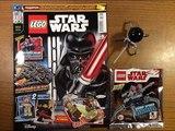 Обзор нового журнала Lego Star Wars #6 за 2018 год Карликовый Дроид Паук