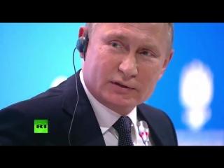 Путин Было бы хорошо, если б те, кто хочет ввести санкции, ввели бы все санкции