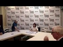 Пресс-конференция адвоката Магомеда Хизриева Аиды Касимовой