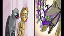 Комикс-Ночь, в которую умерла магия. 10 часть