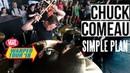 Chuck Comeau | Simple Plan-Jump (WARPED TOUR '18 PERFORMANCE)