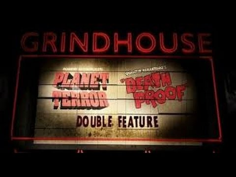 Grindhouse Double Feature (2007) Trailers