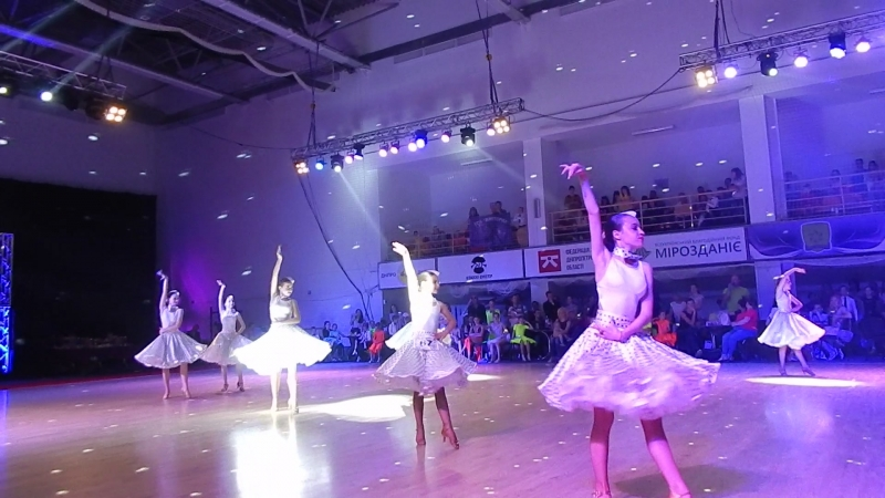 Всеукраинский Фестиваль Феерии (г.Днепр)- 20.05.2018г.- рок н ролл