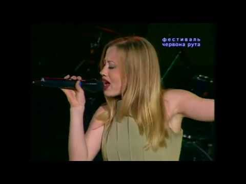 Уляна Петрова Птах Гала концерт переможців фестивалю Червона рута 2001 RutaFEST