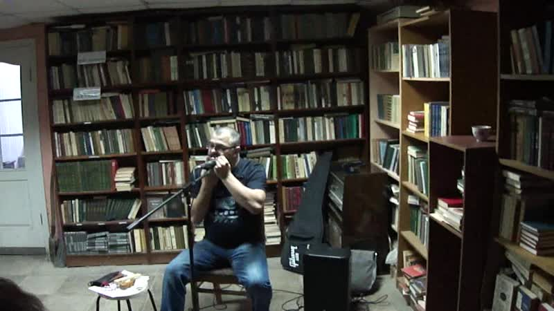 Концерт Шамиля Мансурова