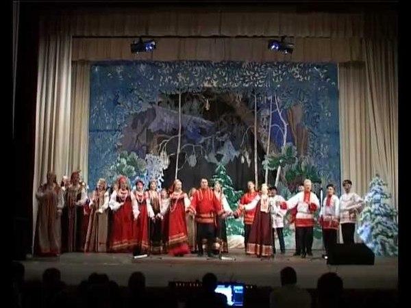 русский хор