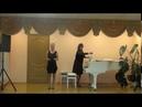 Отчётный концерт струнно-смычкового отделения