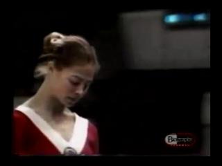Вот это выдержка! Людмила Турищева на Кубке мира в Лондоне. (1975 г.)
