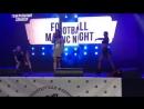 Выступление в ICON на Football Fashion Night