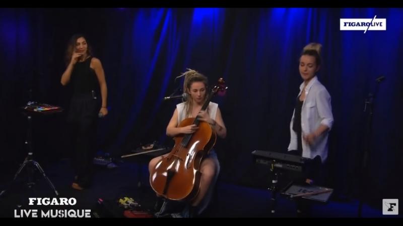 Figaro Live Musique reçoit L.E.J