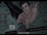 batman x batgirl x nightwing x red hood vine