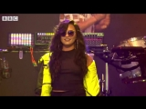 Jax Jones   Demi Lovato and Stefflon Don - Instruction  фестиваль «BBC Music's Biggest Weekend