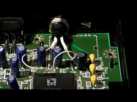 Модификация Panasonic 3DO FZ 10 из 480i в 240p