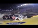 22 Joey Logano Onboard Bristol Round 24 2018 Monster Energy NASCAR Cu