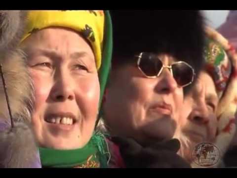 Манси Народ Великого Торума Лица России